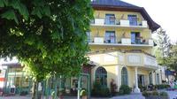 © Edith Spitzer, Wien / Fuschlsee, Salzburg - Hotel Seerose / Zum Vergrößern auf das Bild klicken