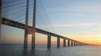 © Edith Köchl, Wien / MS ASTOR - Brücke_Schweden Dänemark / Zum Vergrößern auf das Bild klicken