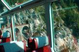Glacier Express, Schweiz - Landwasser-Viadukt / Zum Vergr��ern auf das Bild klicken
