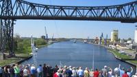 © Edith Köchl, Wien / MS ASTOR - Nord-Ostsee-Kanal_Rensburger Hochbrücke / Zum Vergrößern auf das Bild klicken