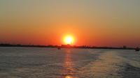 © Edith Köchl, Wien / MS ASTOR - Sonnenuntergang / Zum Vergrößern auf das Bild klicken
