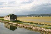 Salinen, Ruinen / Zum Vergrößern auf das Bild klicken