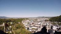 Mag. Johann Varga / Blick auf Salzburger Altstadt / Zum Vergrößern auf das Bild klicken