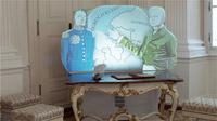 Mag. Johann Varga / Animation in der Alten Residenz / Zum Vergrößern auf das Bild klicken