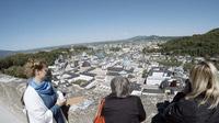 Mag. Johann Varga / Festung Hohensalzburg mit Stadtpanorama / Zum Vergrößern auf das Bild klicken
