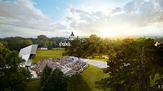 © Alexander Haiden / Schloss Grafenegg und Open Air-Bühne Wolkenturm / Zum Vergrößern auf das Bild klicken