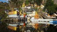 © Dr. Charles E. Ritterband, Wien / Burma - Tempelanlage / Zum Vergrößern auf das Bild klicken