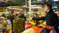 © Benjamin Rheinheimer / Riga, Lettland - Archi Trinkuns_Markthalle / Zum Vergrößern auf das Bild klicken