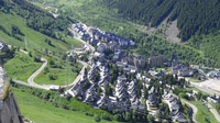 © Edith Spitzer, Wien / Val d`Aran, Spanien - Dorf entlang CaminReiau-Route / Zum Vergrößern auf das Bild klicken