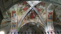 © Edith Spitzer, Wien / Val d`Aran, Spanien - historisches Kirchengemälde / Zum Vergrößern auf das Bild klicken