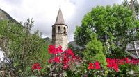 © Edith Spitzer, Wien / Val d`Aran, Spanien - histor Kirchturm / Zum Vergrößern auf das Bild klicken