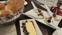 © Edith Köchl, Wien / Riga, Lettland - Dinner im elements / Zum Vergrößern auf das Bild klicken