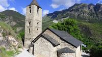 © Edith Spitzer, Wien / Vall de Boi, Spanien - Kirche / Zum Vergrößern auf das Bild klicken