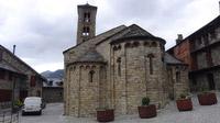 © Edith Spitzer, Wien / Vall de Boi, Spanien - Romanesque_Ensemble / Zum Vergrößern auf das Bild klicken