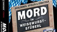 © Gmeiner Verlag / Cover Mord im Weißwurststüberl_detail