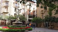 © Edith Spitzer, Wien / Solsona, Spanien - Springbrunnen / Zum Vergrößern auf das Bild klicken