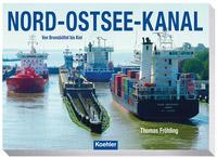 © Köhler Verlag / Cover zu Nord-Ostsee-Kanal / Zum Vergrößern auf das Bild klicken