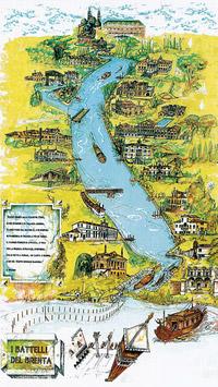 © Regione del Veneto / A Lythography of the Riviera del Brenta / Zum Vergrößern auf das Bild klicken