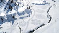 © Gasteinertal Tourismus GmbH / Ausweger Danial / Gastein, Salzburg - Art On Snow_Schneekunstwerke