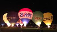 © Edith Spitzer, Wien / Bad Tatzmannsdorf - Nacht der Ballone / Zum Vergrößern auf das Bild klicken