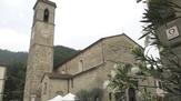 © 55PLUS Medien GmbH, Wien / Bagno di Romagna, Italien - Kirche / Zum Vergrößern auf das Bild klicken