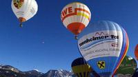 © www.tannheimertal.com / Ballonfahren im Tannheimer Tal