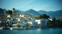 © Dr. Charles E. Ritterband / Griechenland - Blick auf Galaxidi / Zum Vergrößern auf das Bild klicken