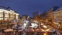 © slovakia.travel / Bratislava, SK - Adventmarkt vor Oper