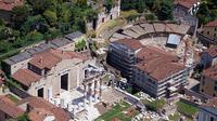 © Brescia / Brescia - Römerzeit / Zum Vergrößern auf das Bild klicken