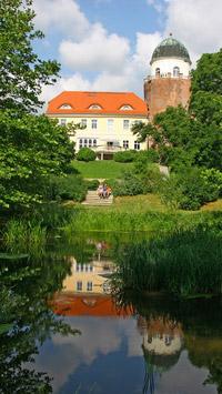 © Fotoarchiv Tourismusverband Prignitz / CorporateArt / Prignitz, DE - Burg Lenzen / Zum Vergrößern auf das Bild klicken