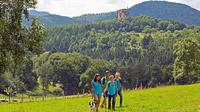 © WANDERarena Pfälzerwald-Nordvogesen / H. Kröher / Pfälzerwald-Nordvogesen, DE - Burgenweg / Zum Vergrößern auf das Bild klicken