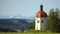 © Christian Prager / Ottobeuren, DE - Buschelkapelle mit Bergsicht