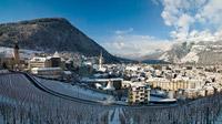 © Chur Tourismus / Chur, Schweiz - Panorama im Winter_detail / Zum Vergrößern auf das Bild klicken