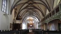 © 55PLUS Medien GmbH, Wien / Edith Spitzer / Cottbus, Deutschland - ehemalige Franziskanerkirche / Zum Vergrößern auf das Bild klicken