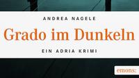 © Emons Verlag / Cover Grado im Dunkeln_detail