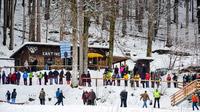 © Flora Jädicke, Regensburg / Bobbahn, Garmisch-Partenkirchen / Zum Vergrößern auf das Bild klicken