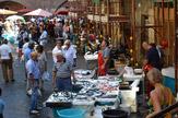 © Flora Jädicke, Regensburg / Catania, Sizilien - Fischmarkt / Zum Vergrößern auf das Bild klicken