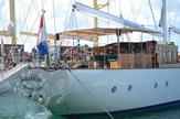 Foto © Flora Jädicke, Regensburg / Syrakus, Italien - Segelschiff Kairós