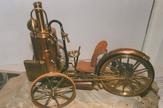 © Fahrradmuseum / Fahrradmuseum, Retz - Dampfdreirad / Zum Vergrößern auf das Bild klicken