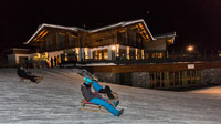 © FroZentLights / Ehrwald,Tirol - Nachtrodeln
