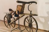 © Fahrradmuseum, Retz / Fahrradmuseum, Retz - Fahrrad / Zum Vergrößern auf das Bild klicken