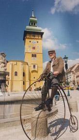 © Fahrradmuseum Retz / Fahrradmuseum, Retz / Zum Vergrößern auf das Bild klicken