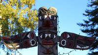 Fairbanks, Alaska - Inuit-Totem