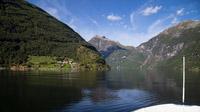 © Anita Arneitz, Klagenfurt / Geiranger-Fjord, Norwegen / Zum Vergrößern auf das Bild klicken