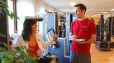 © Kurbad Tatzmannsdorf AG / GesundheitsRessort Bad Tatzmannsdorf - Kieser-Training-Selection / Zum Vergrößern auf das Bild klicken