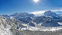 © Diego Moroder / Grödental, Südtirol - Panorama / Zum Vergrößern auf das Bild klicken