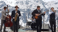 Jazz am Berg, Lech - Flash Mob Jazz