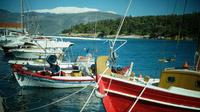 © Dr. Charles E. Ritterband / Griechenland - Hafen von Galaxidi / Zum Vergrößern auf das Bild klicken