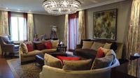 © 55PLUS Medien GmbH, Wien / Ennetbürgen, Schweiz - Hotel Villa Honegg_Aufenthaltsraum / Zum Vergrößern auf das Bild klicken