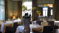 © 55PLUS Medien GmbH, Wien / Ennetbürgen, Schweiz - Hotel Villa Honegg_Restaurant / Zum Vergrößern auf das Bild klicken